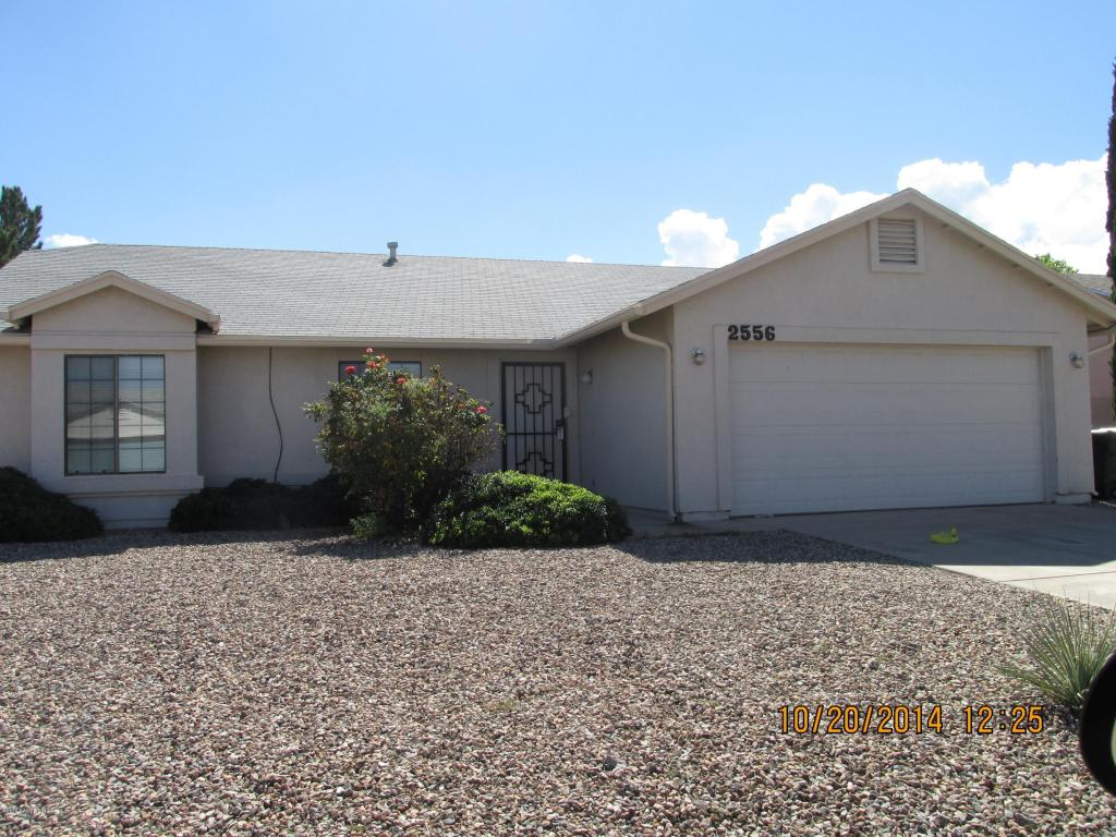 Rental Homes for Rent, ListingId:28535633, location: 2556 Thunderbird Drive Sierra Vista 85635