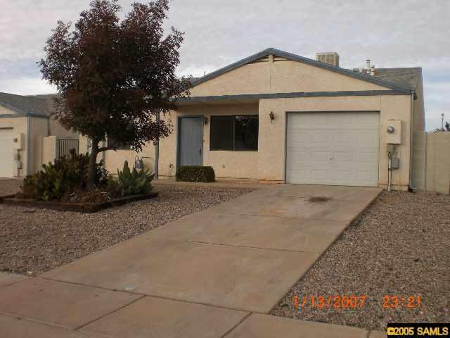 Rental Homes for Rent, ListingId:27997251, location: 697 Charles Drive Sierra Vista 85635