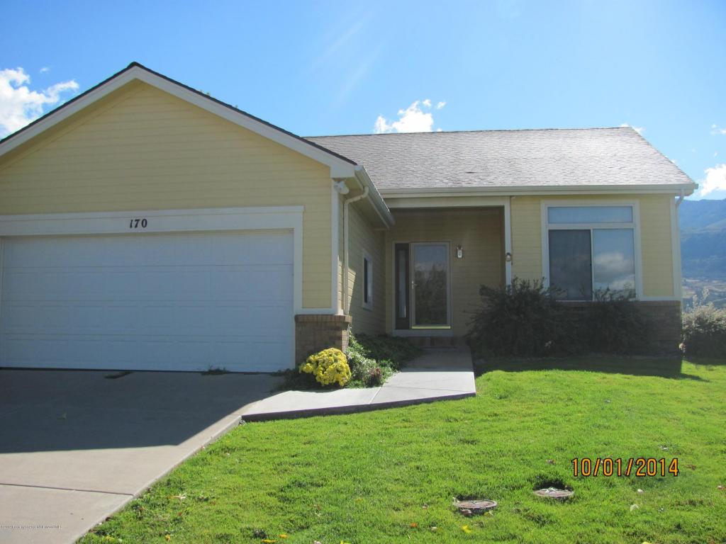 Rental Homes for Rent, ListingId:29748196, location: 170 Limberpine Parachute 81635