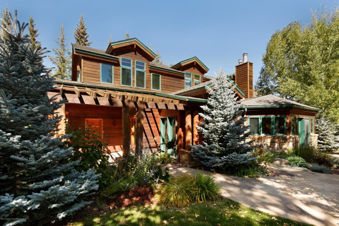 Rental Homes for Rent, ListingId:30720125, location: 571 Horse Ranch Lane Snowmass Village 81615