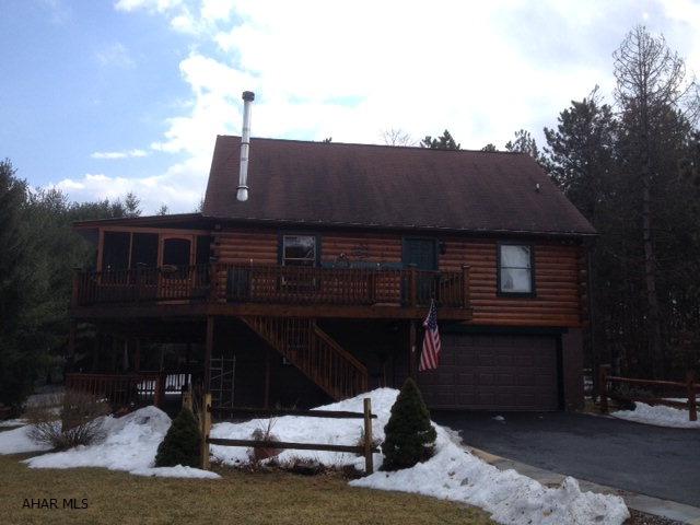 7.1 acres by Coalport, Pennsylvania for sale