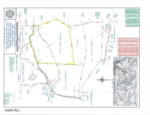 Image of Acreage for Sale near Hyndman, Pennsylvania, in Somerset County: 95 acres