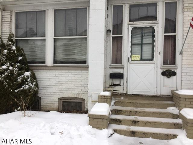 3016 Broad Avenue Altoona, PA 16601