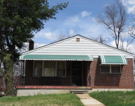 5516 Cadillac Ave, Baltimore, MD 21207