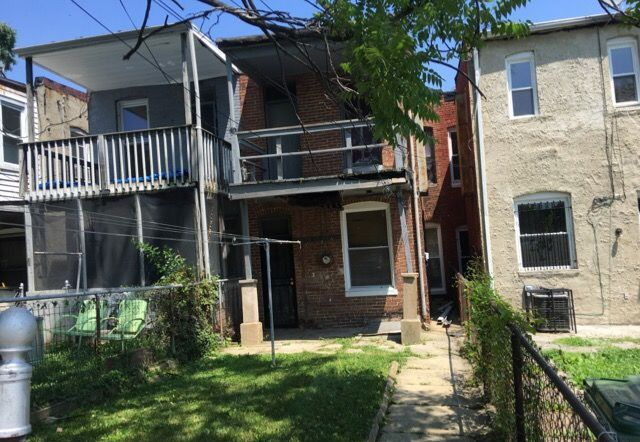 Photo of 2833 Winchester St  Baltimore  MD