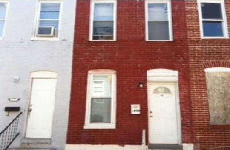 1606 N Durham St, Baltimore, MD 21213