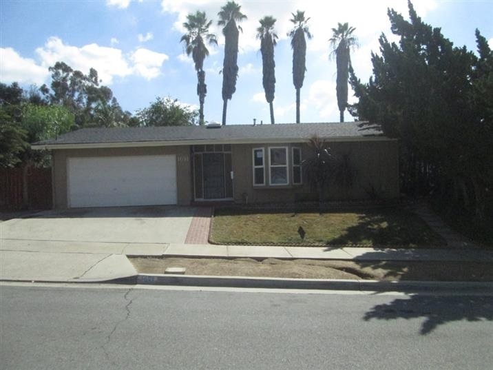 1691 Bartram Way, El Cajon, CA 92019