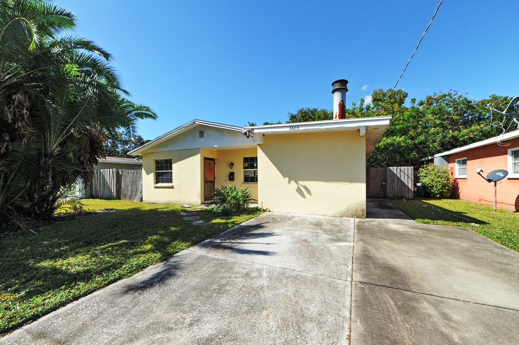 6605 S Kissimmee St, MacDill AFB Single Story for Sale