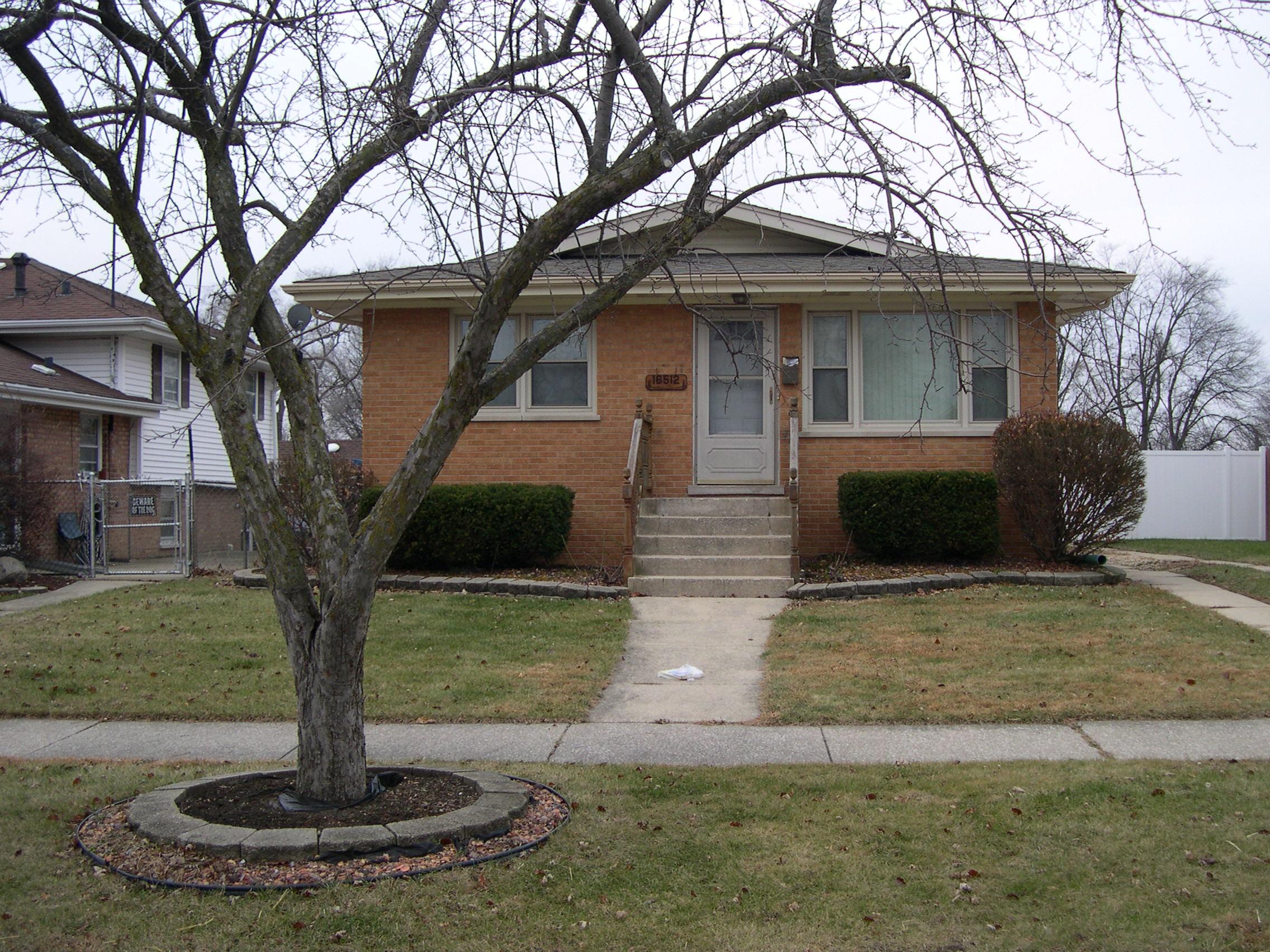 16512 67th Ct, Tinley Park, IL 60477