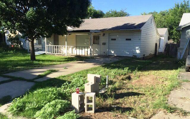206 N Bishop San Angelo, TX 76901