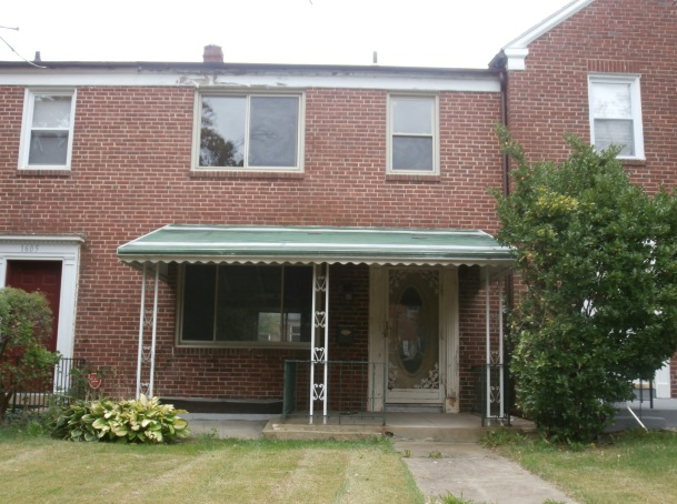 Photo of 1603 Ralworth Rd  Baltimore  MD