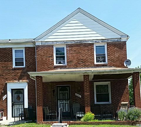 Photo of 1628 Lochwood Rd  Baltimore  MD