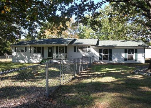 4 REDLAND ROAD, Muldrow, OK 74948