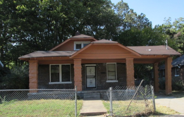Photo of 1127 Decatur St  Memphis  TN