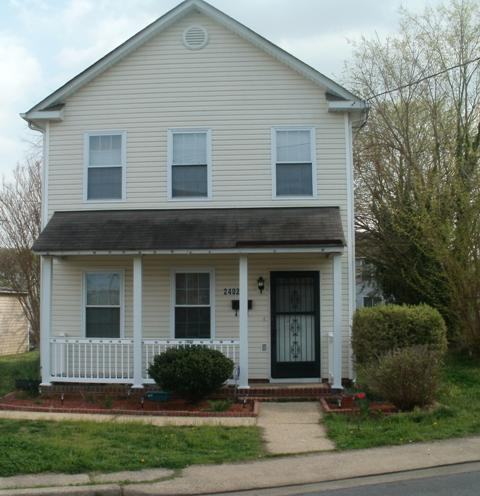 2402 Old Dominion St, Richmond, VA 23224