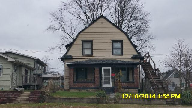 13 N Fruitridge Ave, Terre Haute, IN 47803