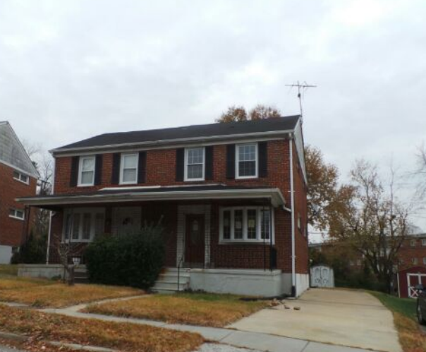 Photo of 6531 Hilltop Ave  Baltimore  MD