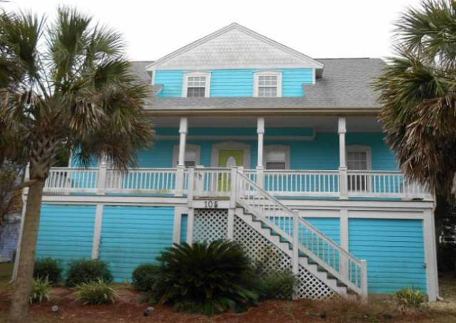 105 Camp Wyatt Ct, Kure Beach, NC 28449