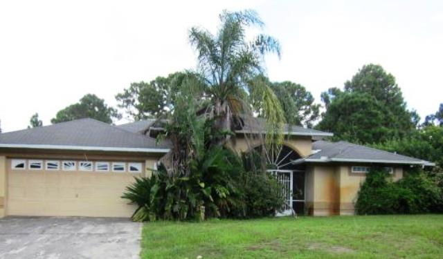 One of Lehigh Acres 3 Bedroom Homes for Sale