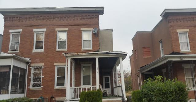 Photo of 2816 Mosher St  Baltimore  MD