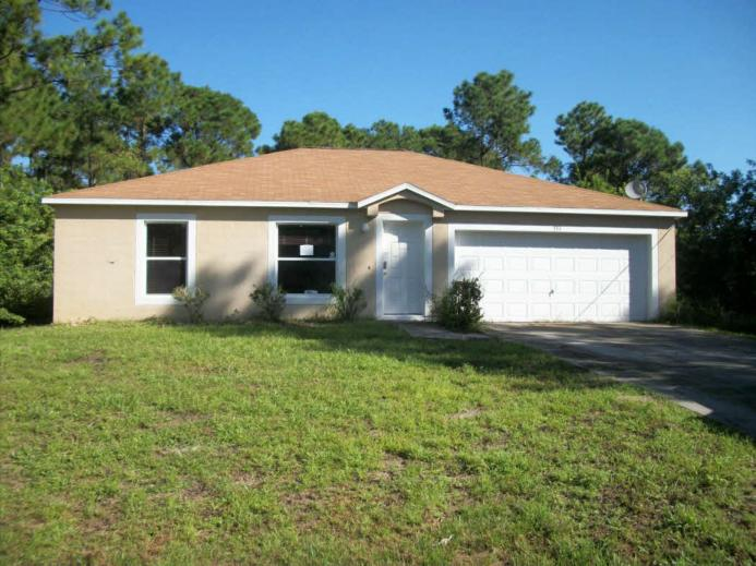 One of Palm Bay 3 Bedroom Homes for Sale