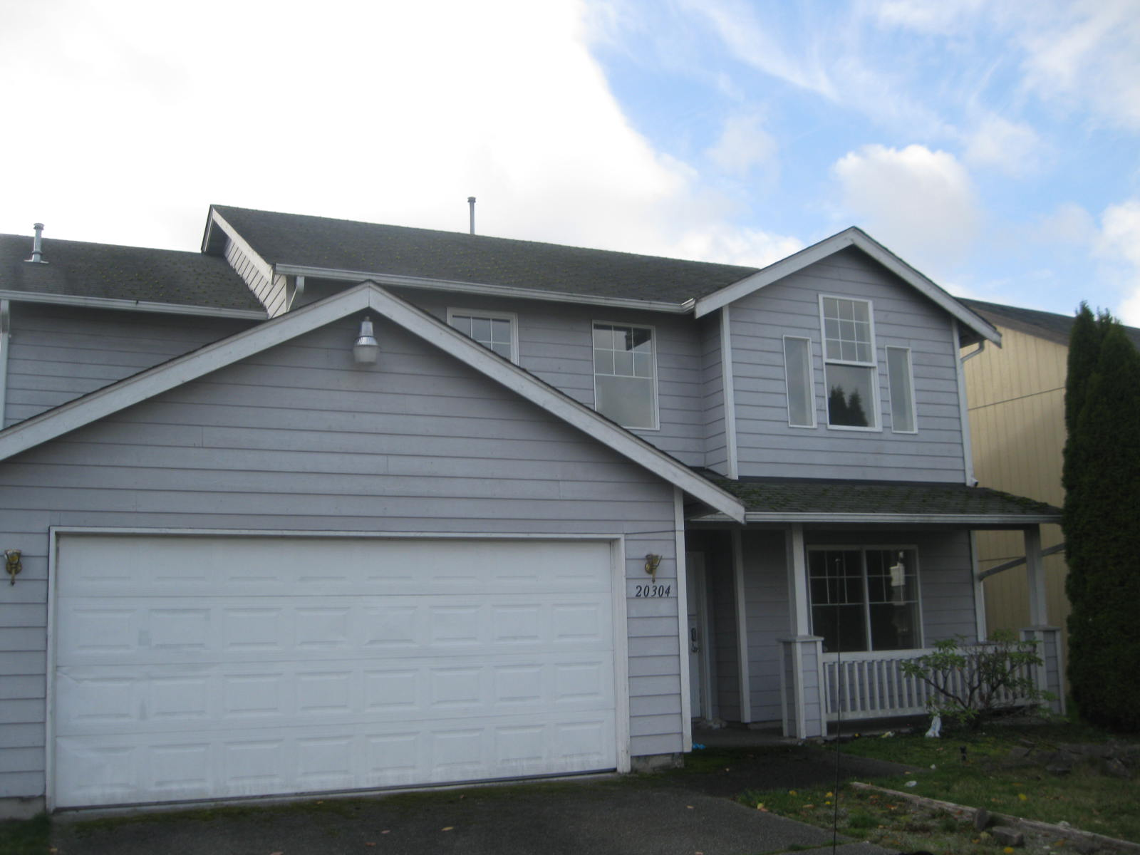 Photo of 20304 11th Avenue Ct E  Spanaway  WA