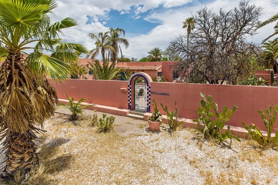 1640 N Campbell Ave Tucson, AZ 85719