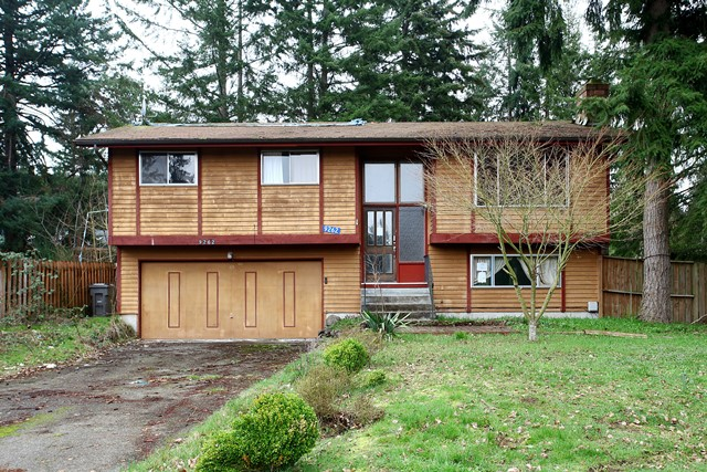 9262 Olson Rd NW, Bremerton Bank Owned