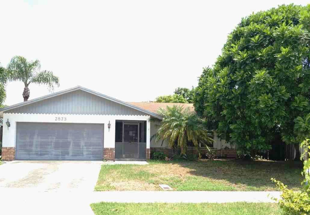 2873 SW 13th Dr, Deerfield Beach Ranch Real Estate