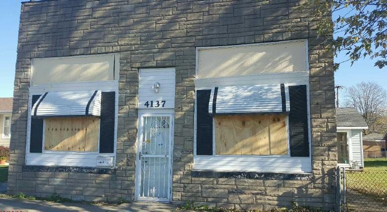 Photo of 4137 Dearborn Ave  Hammond  IN