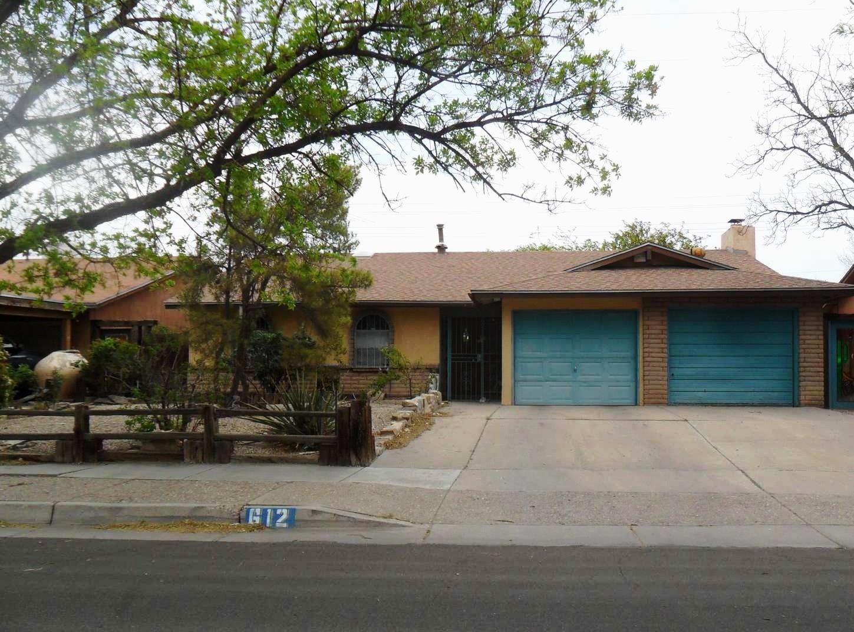 612 Arno St NE, Downtown Albuquerque, New Mexico