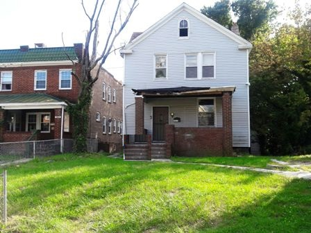 Photo of 3531 Old Frederick Rd  Baltimore  MD