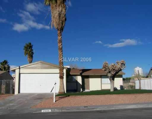 2605 White Oak Rd, North Las Vegas, NV 89030