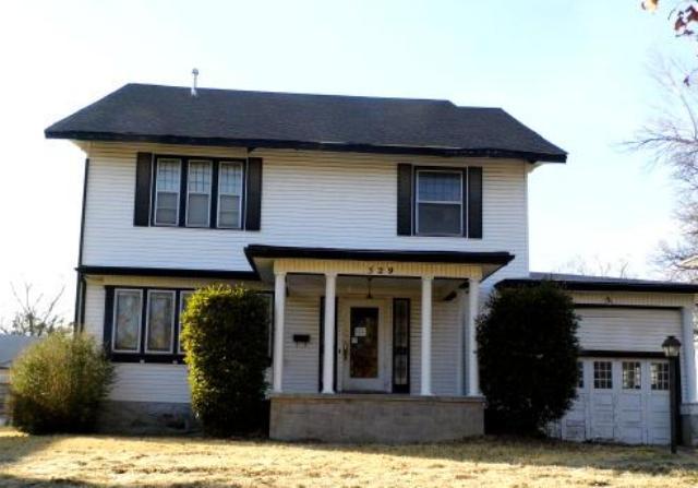 529 N 13th St, Muskogee, OK 74401