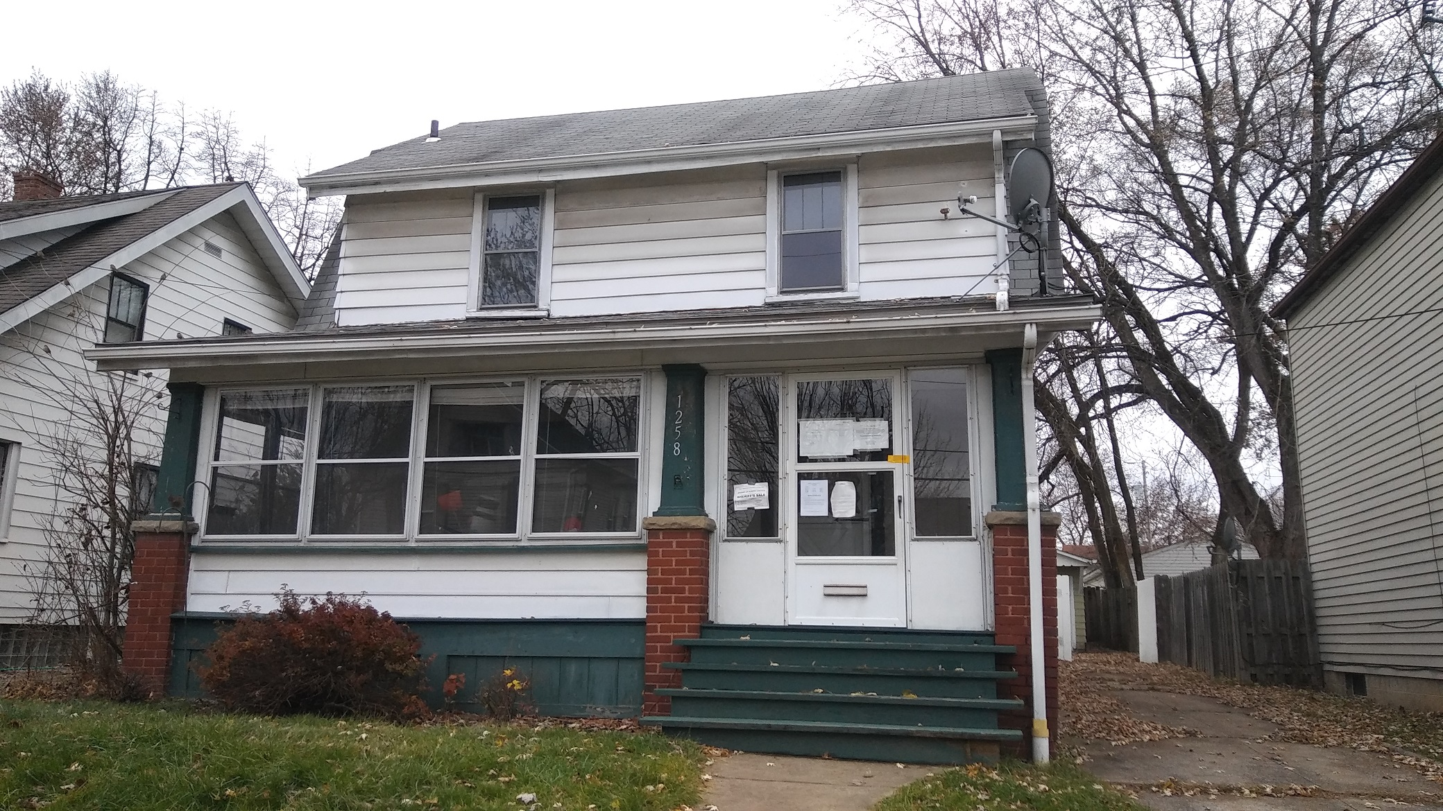 Photo of 1258 Collinwood Ave  Akron  OH