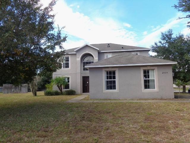 One of Apopka 4 Bedroom Homes for Sale