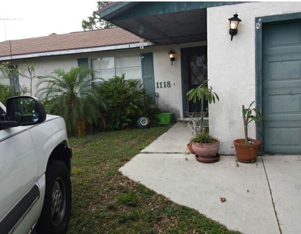 1118 Sw Heather St, Port Saint Lucie, FL 34983