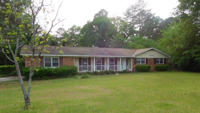 1460 Forest Hill Rd, Macon, Georgia