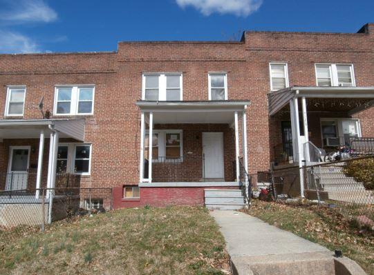4130 Fairfax Rd, Baltimore, MD 21216