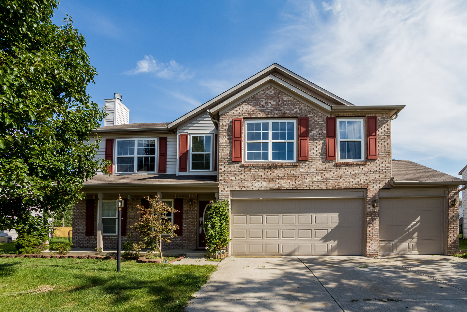 Photo of 6135 Timberland Way  Indianapolis  IN
