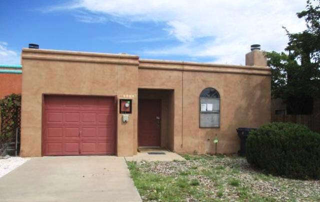 Photo of 6825 CLEGHORN RD NW  Albuquerque  NM