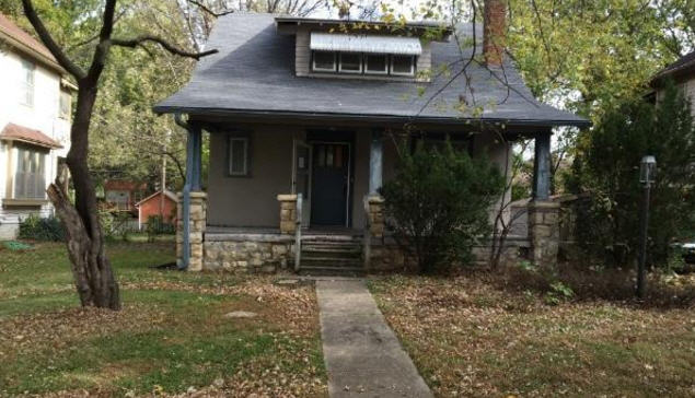 Photo of 1314 BOSWELL AVE  Topeka  KS