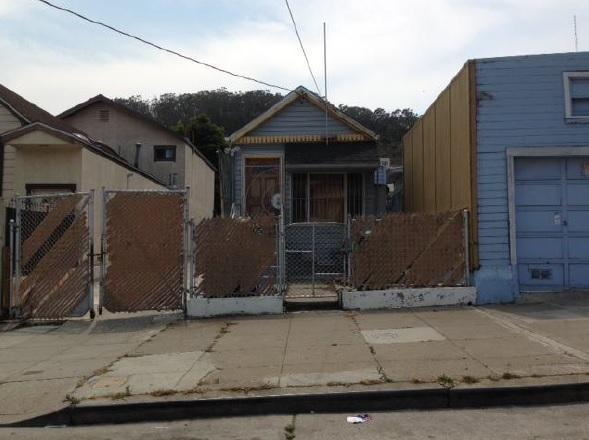 1055 Gilman Ave, San Francisco, CA 94124