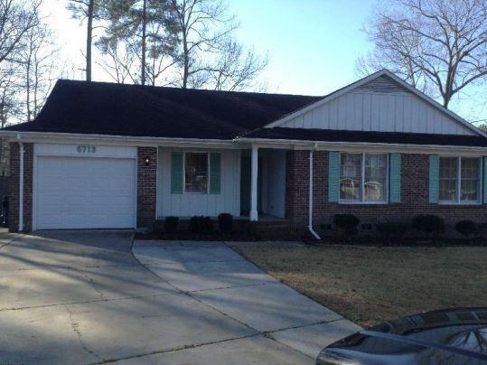 6713 POTTERS CT null, Fayetteville in  County, NC 28314 Home for Sale