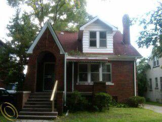 21663 Bennett St, Detroit, MI 48219