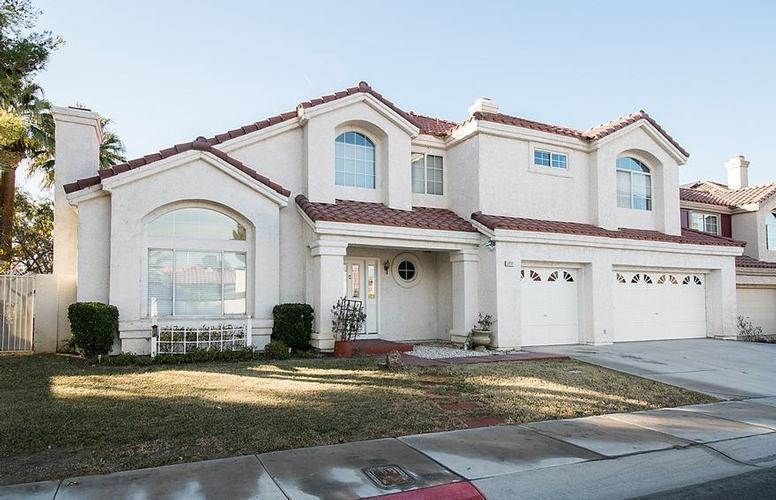 2717  SAINT CLAIR DR null, Desert Shores in  County, NV 89128 Home for Sale