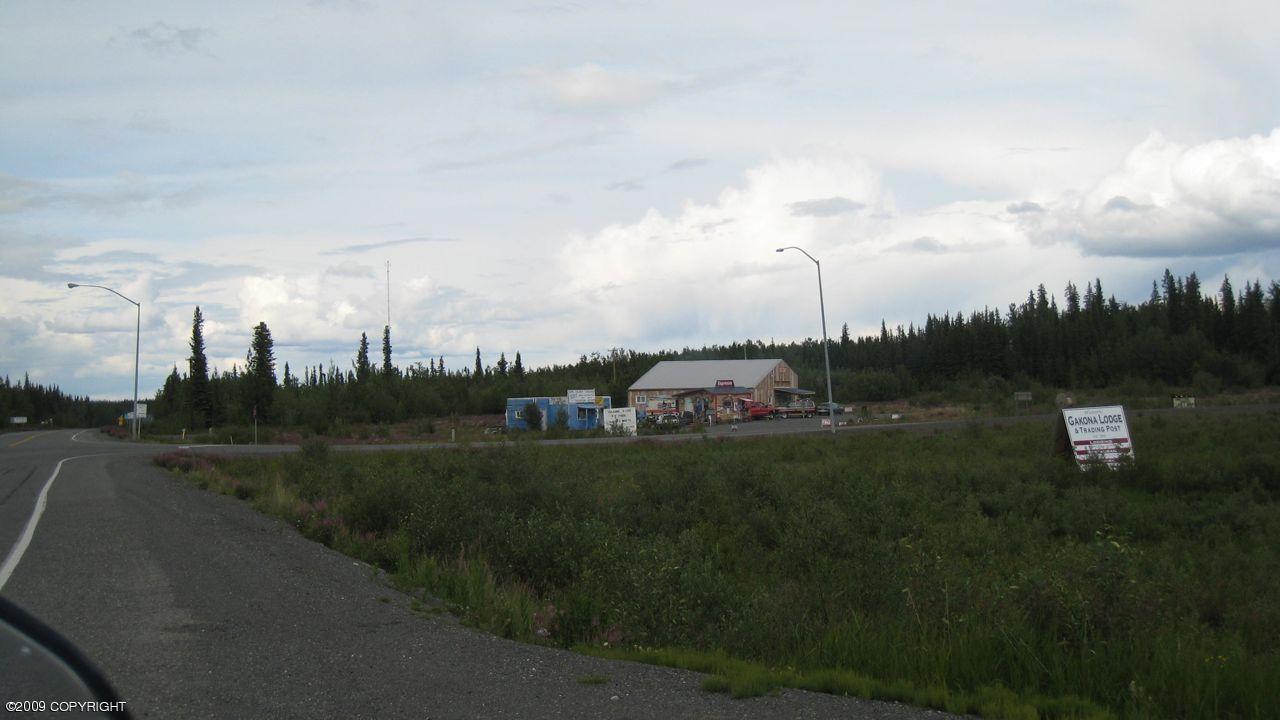 6.92 acres Gakona, AK
