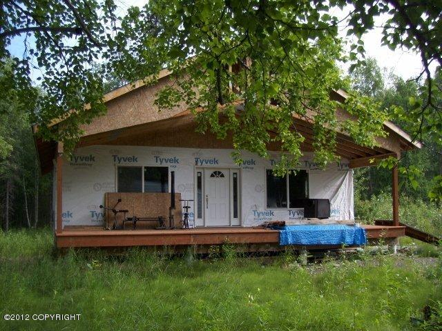 Real Estate for Sale, ListingId: 20111838, Talkeetna,AK99676