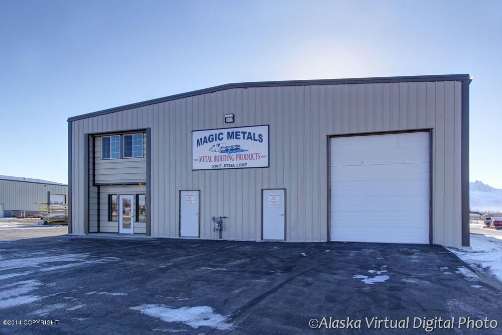 530 E Steel Loop, Palmer, AK 99645