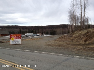 2.4 acres in Eagle River, Alaska